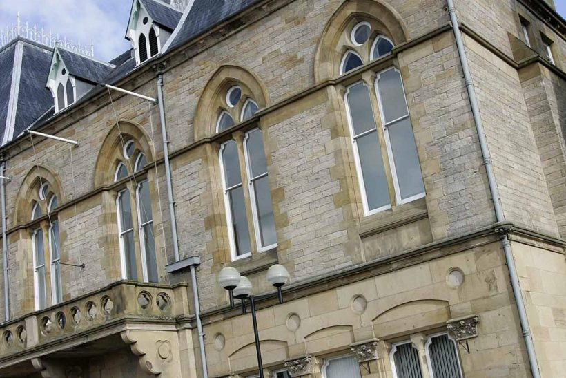 Home  Bishop Auckland Town Hall