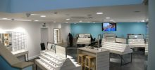 Optometrists ground floor overview